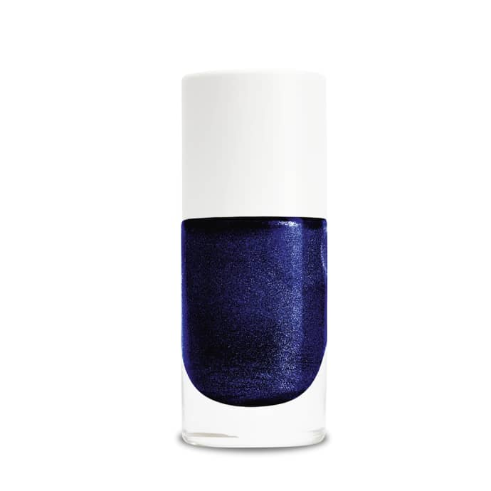 Trouva: Marnie Midnight Blue Shimmer Bio-Based Nail Polish