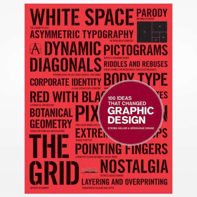 Trouva 100 Ideas Que Cambiaron El Diseño Gráfico