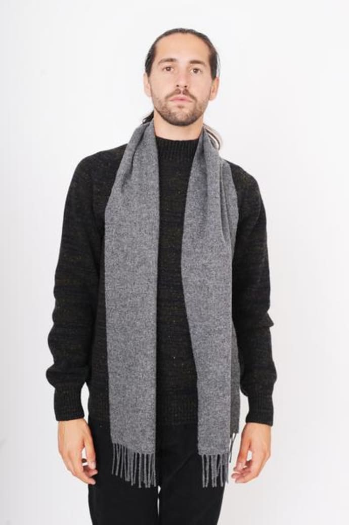 b031c4ad12e Trouva  Magnet Grey Norse X Johnstons Scarf