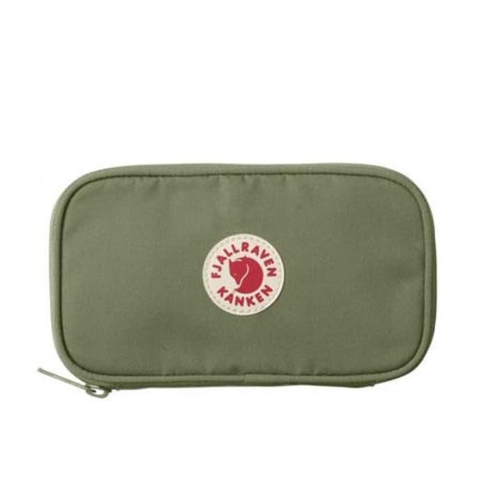 b49ee25d0 Trouva: Green Kanken Travel Wallet