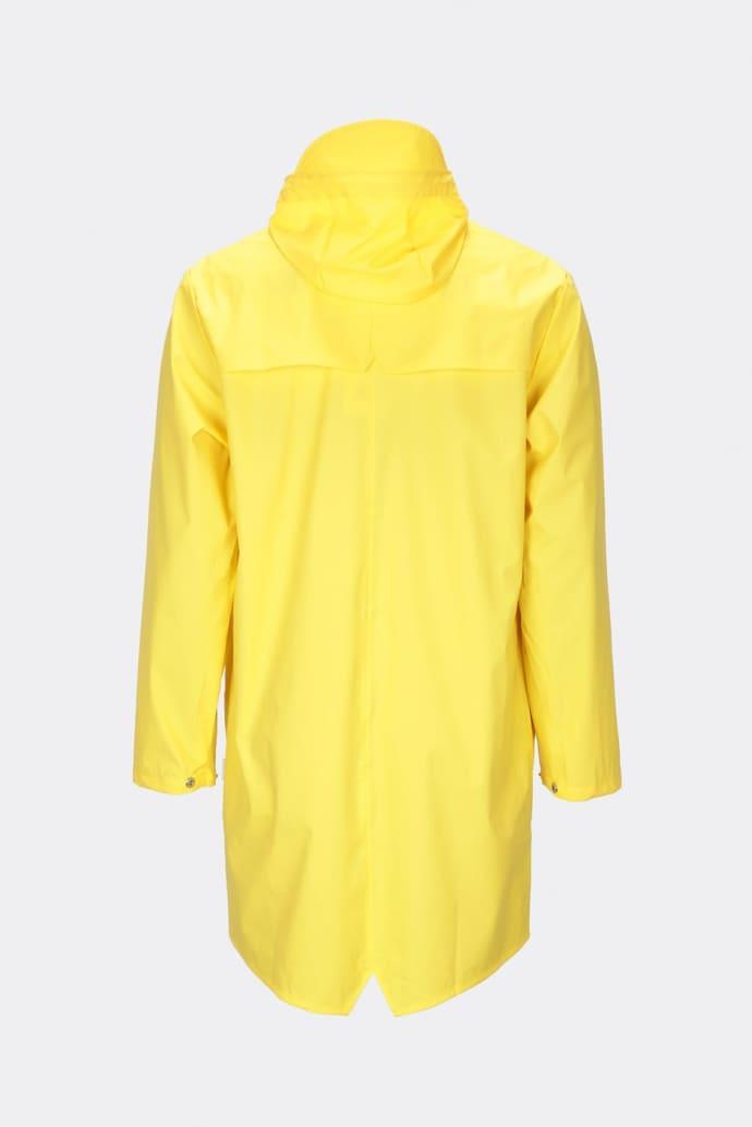 d394140cf Rains Yellow Unisex Long Waterproof Rain Coat Jacket