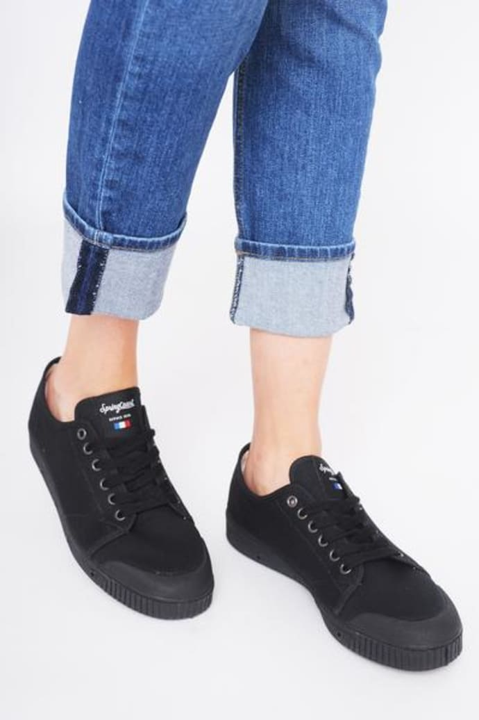 Trouva: Black Canvas Classic G 2 Sneakers