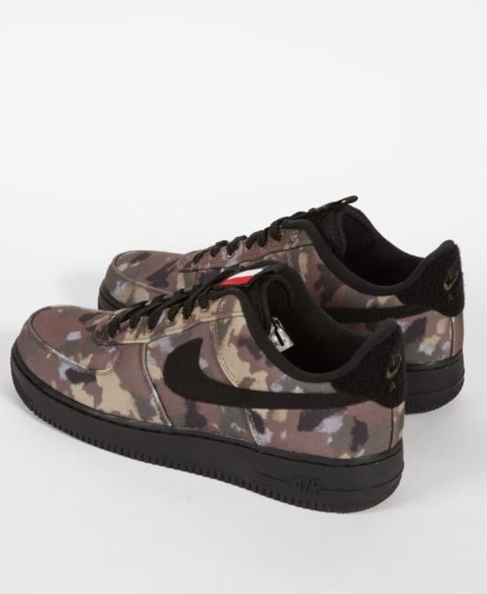 Nike Air Force 1 07 Low Country Camo Italy Shoe