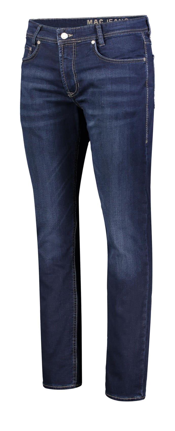hoch gelobt klassisch kostengünstig Mac Jeans Jog'n Jeans Arne Pipe Dark Blue Jeans - H743