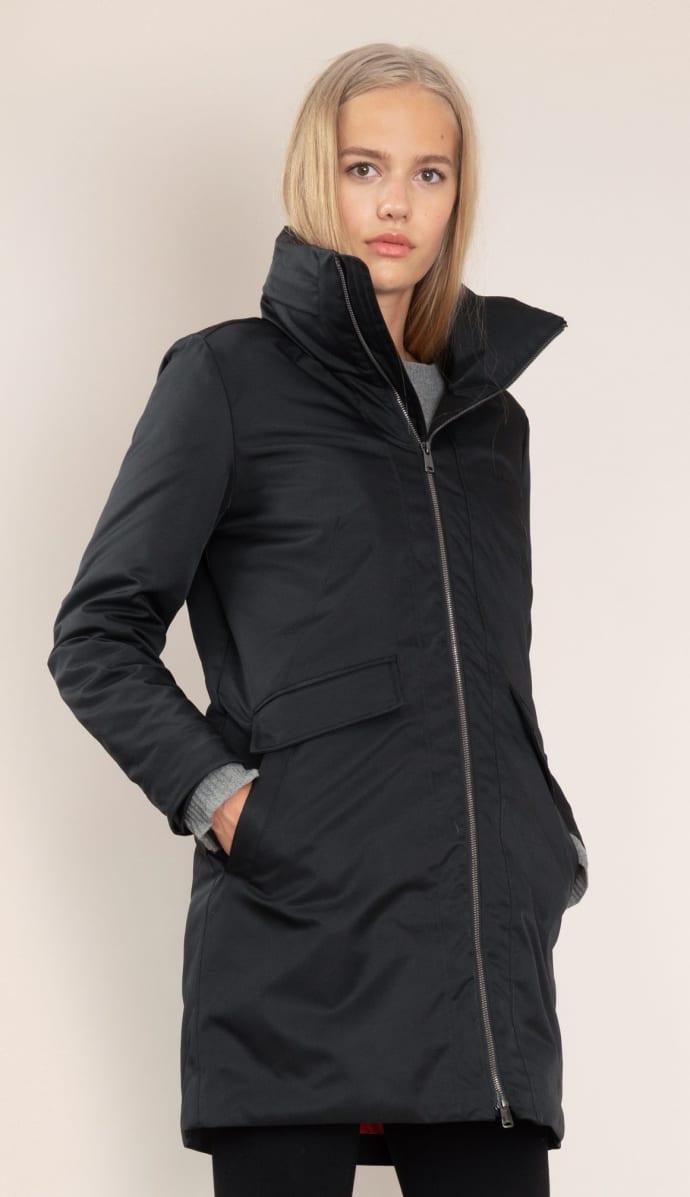 Einkaufen New York Tiefstpreis Spoom Black Galena Down Coat