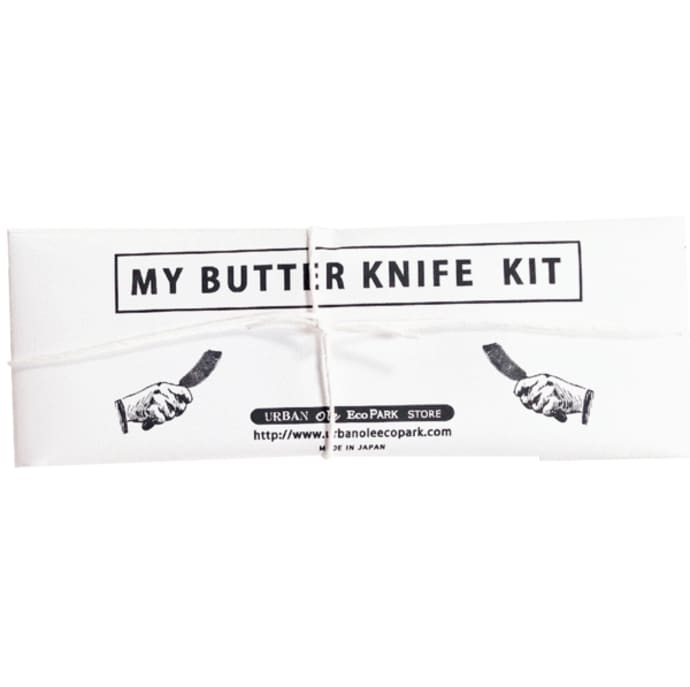 Urban Ole Eco Park Japanese Whistling Make My Own Butter Knife Kit