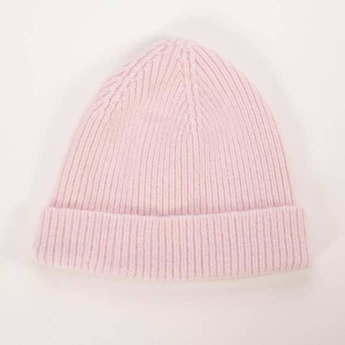 cheap price best sell delicate colors Trouva: Blush Pink Beanie Hat