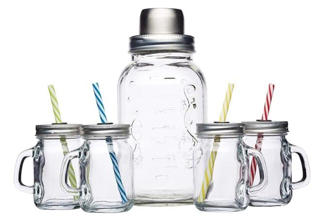 Barcraft Glass Cocktail Kit
