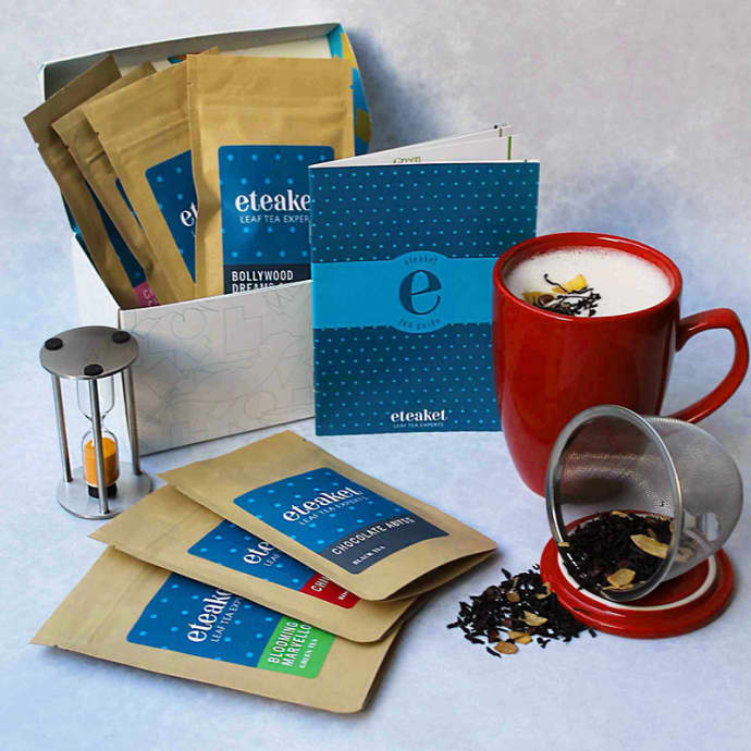 Eteaket 7 Deadly Sins Tea Gift Set