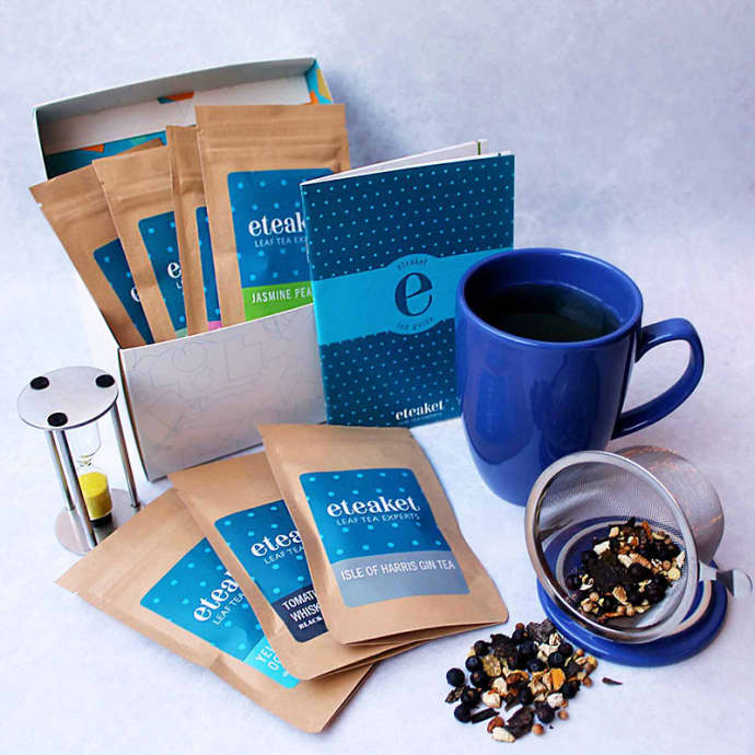 Eteaket Coveted Collection Tea Gift Set