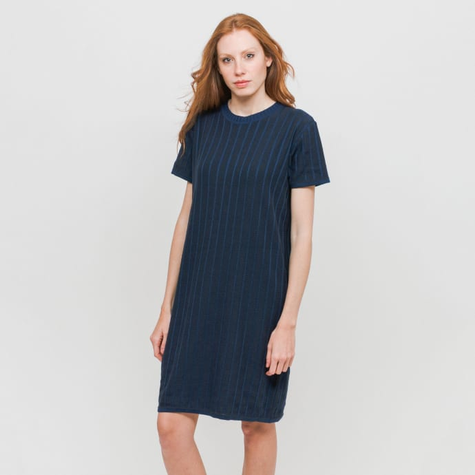 Diarte Dark Blue Efren Dress