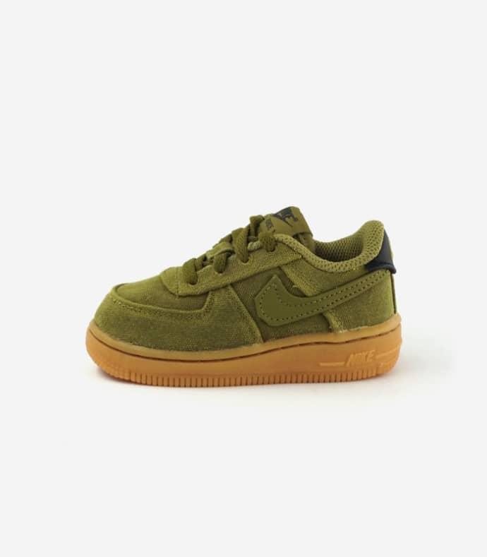 zapatillas nike verdes niños