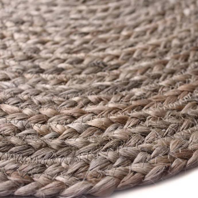 Trouva: Large Natural Jute Rug