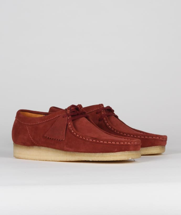 the best attitude b032a 85796 Clarks Originals Size 9 Terracotta Wallabee Shoes
