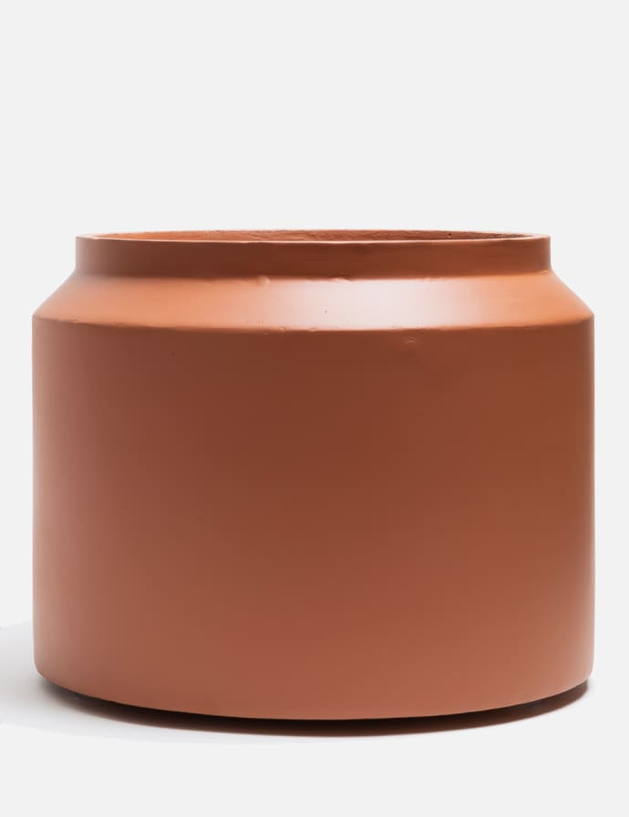 Extra Large Living Room Wall Art: Trouva: Extra Large Ochre Gres Plant Pot