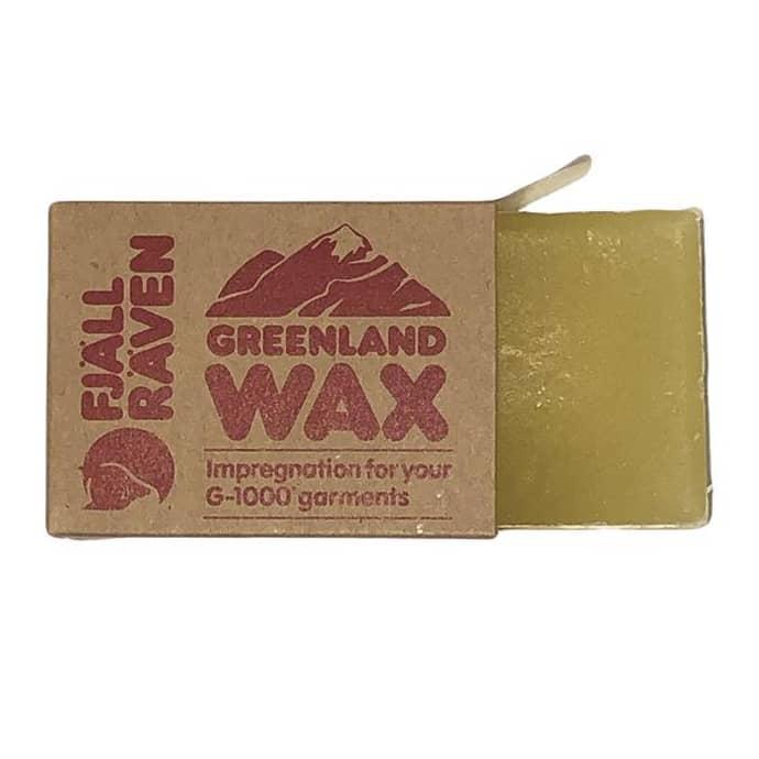 Fjallraven Greenland Wax G1000 cire d/'abeille