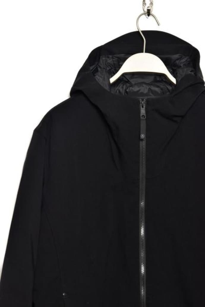 Alchemy Equipment Aem 092 Performance Down Coat Black