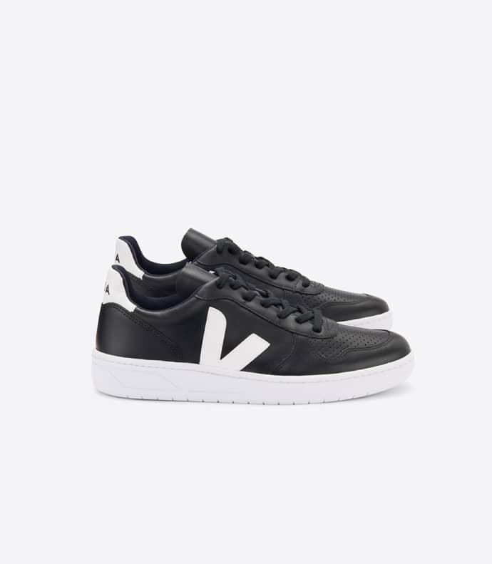 vencimiento filosofía innovación  Trouva: Sneakers V 10 in pelle bianco nero