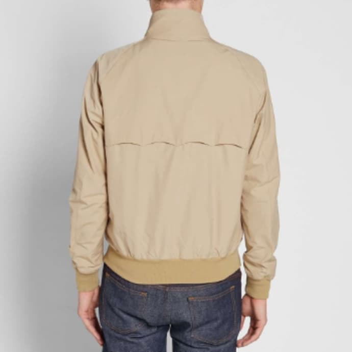 Baracuta Natural G9 Harrington Jacket