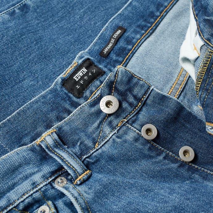 Trouva Ed 80 Jeans Yoshiko Mano Izquierda Azumi Eco Wash