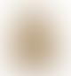 Jo Cranston Textiles  Ochre Yellow Double Unisex Short Scarf