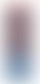 British Colour Standard Striped Eco Dinner Candle - Old Rose, Indigo & Pompadour