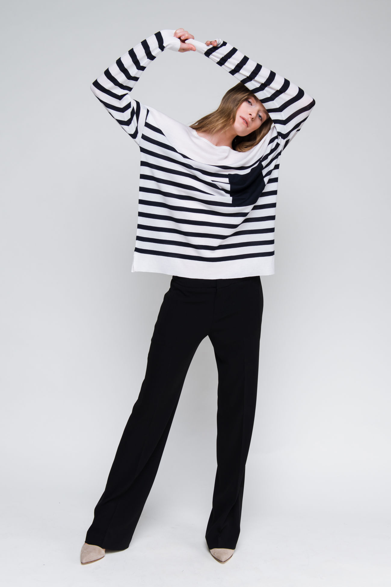 Wool-Cashmere-Pullover