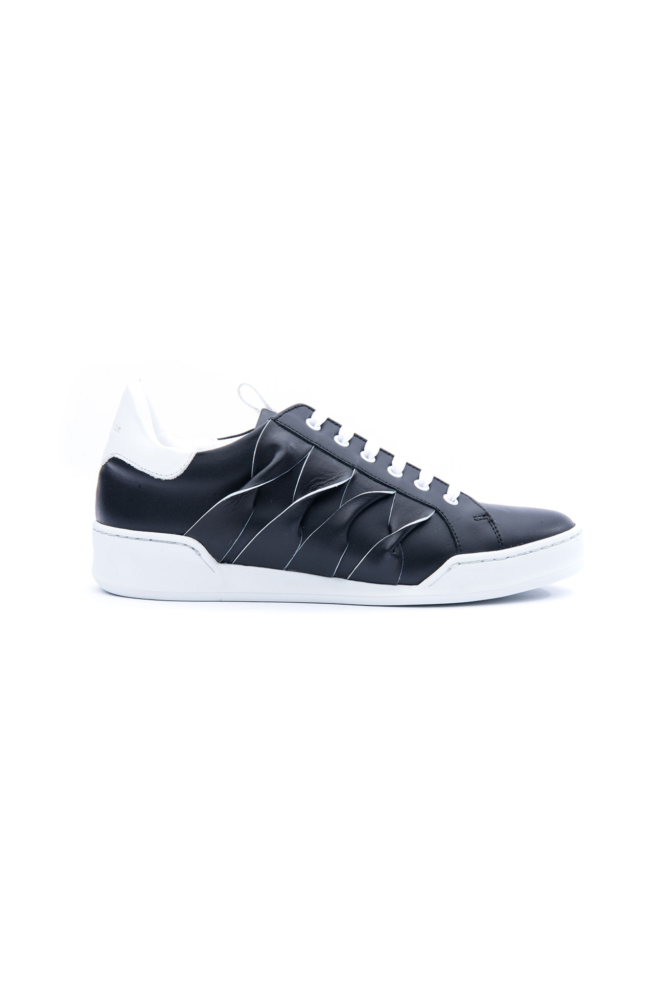 Soft leather sneaker