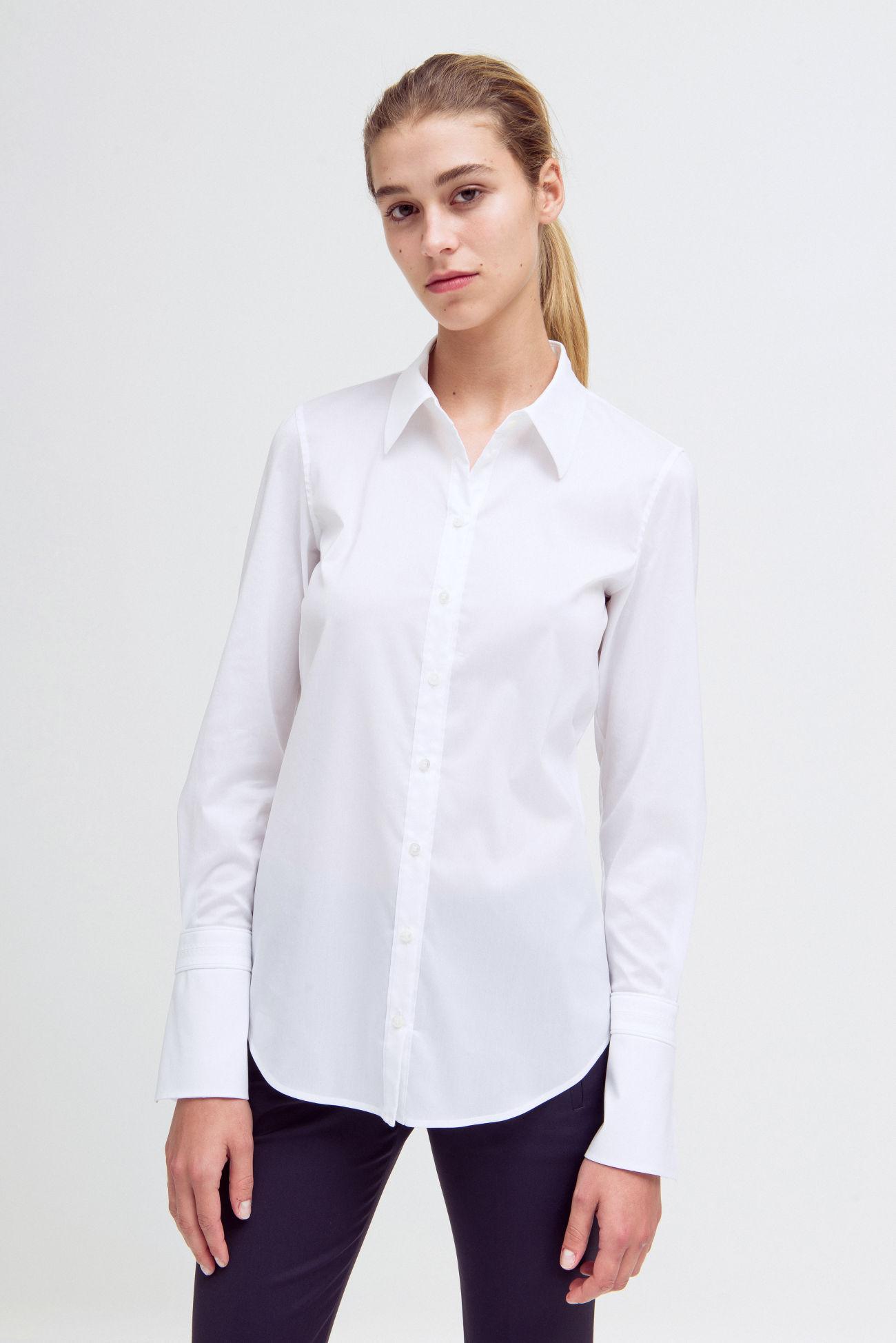 Classic shirt blouse
