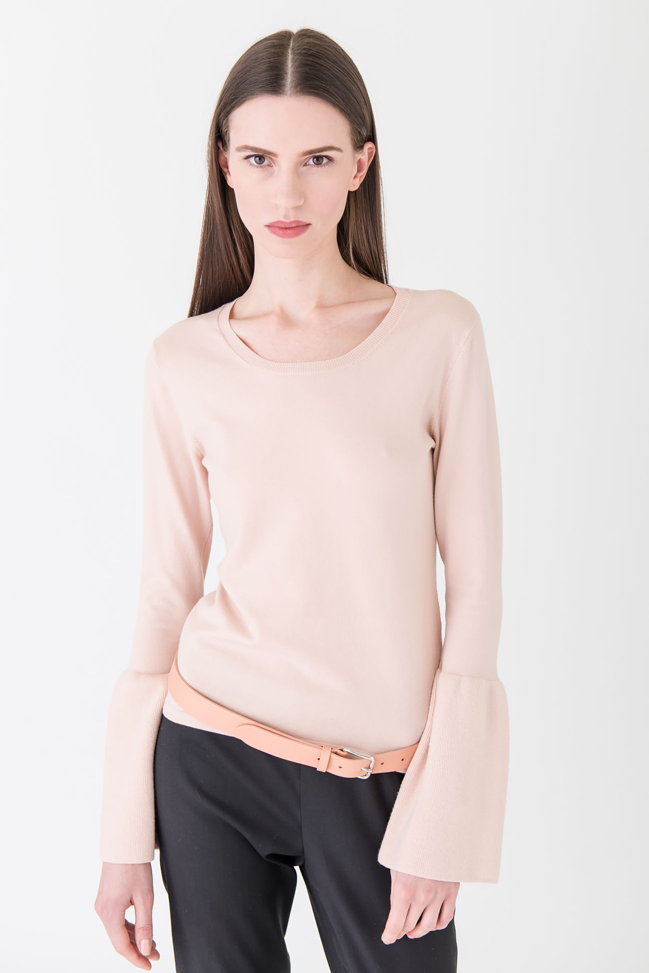 Jumper in merino wool