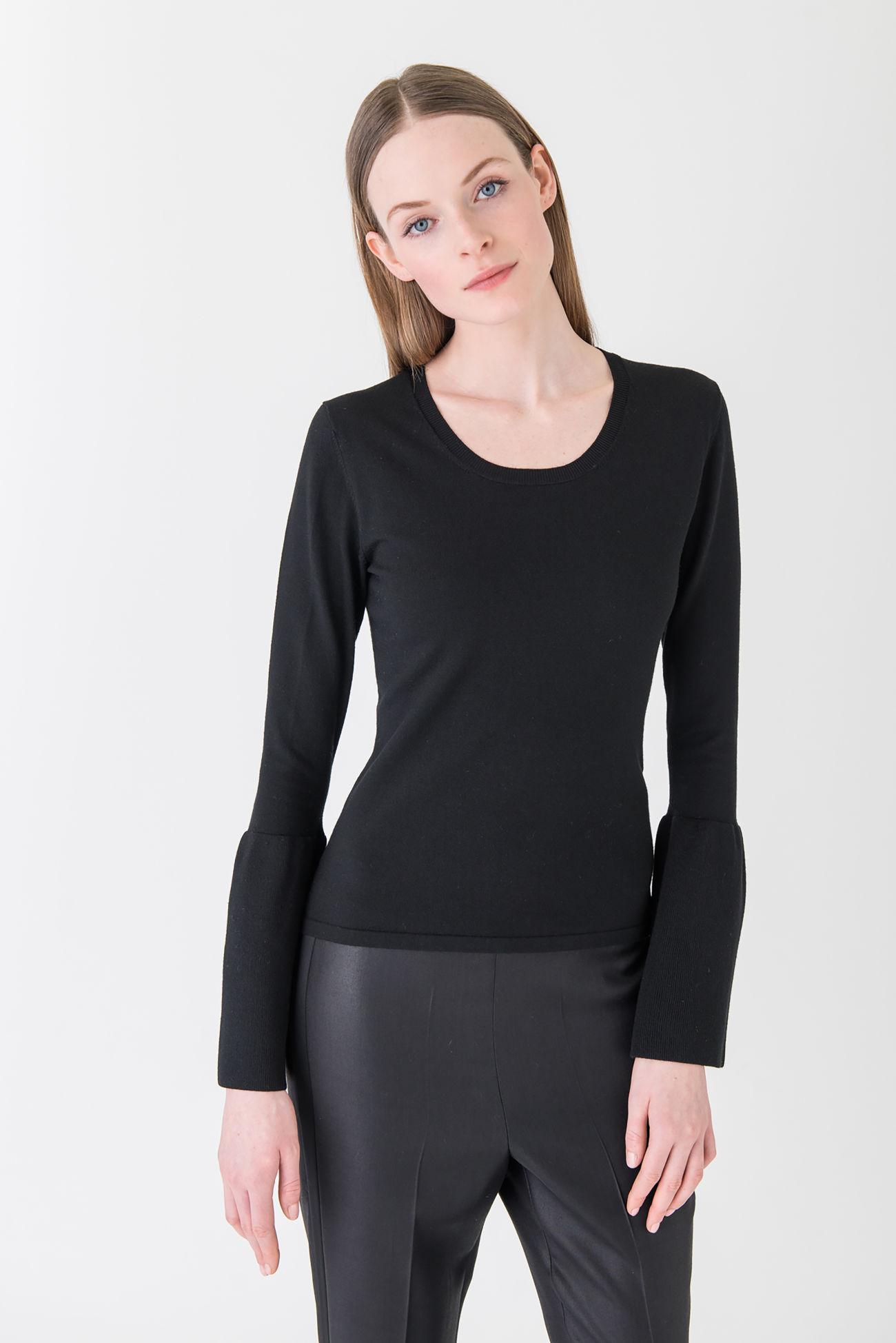 Pullover aus Merino Wolle