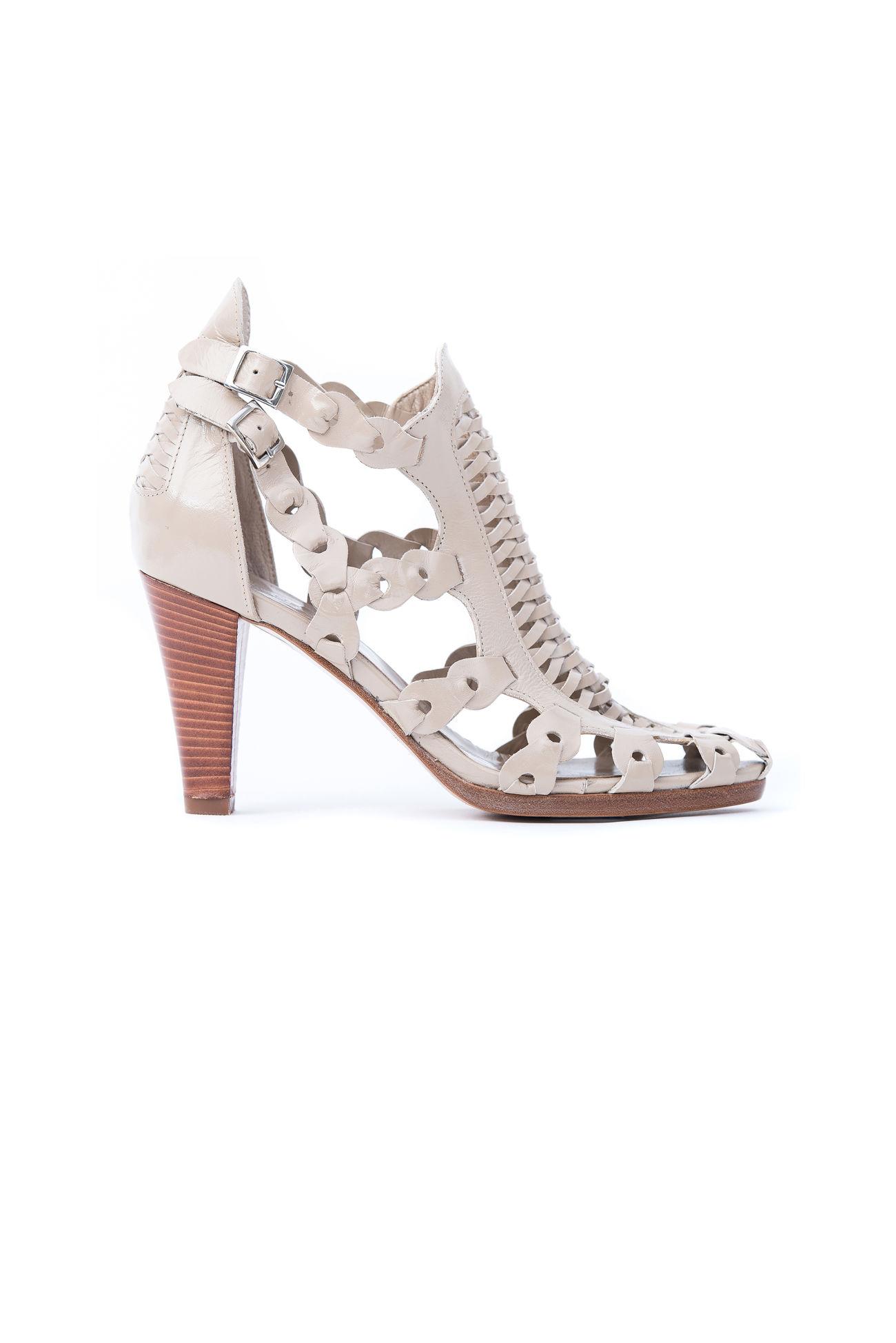 AMAL leather sandal
