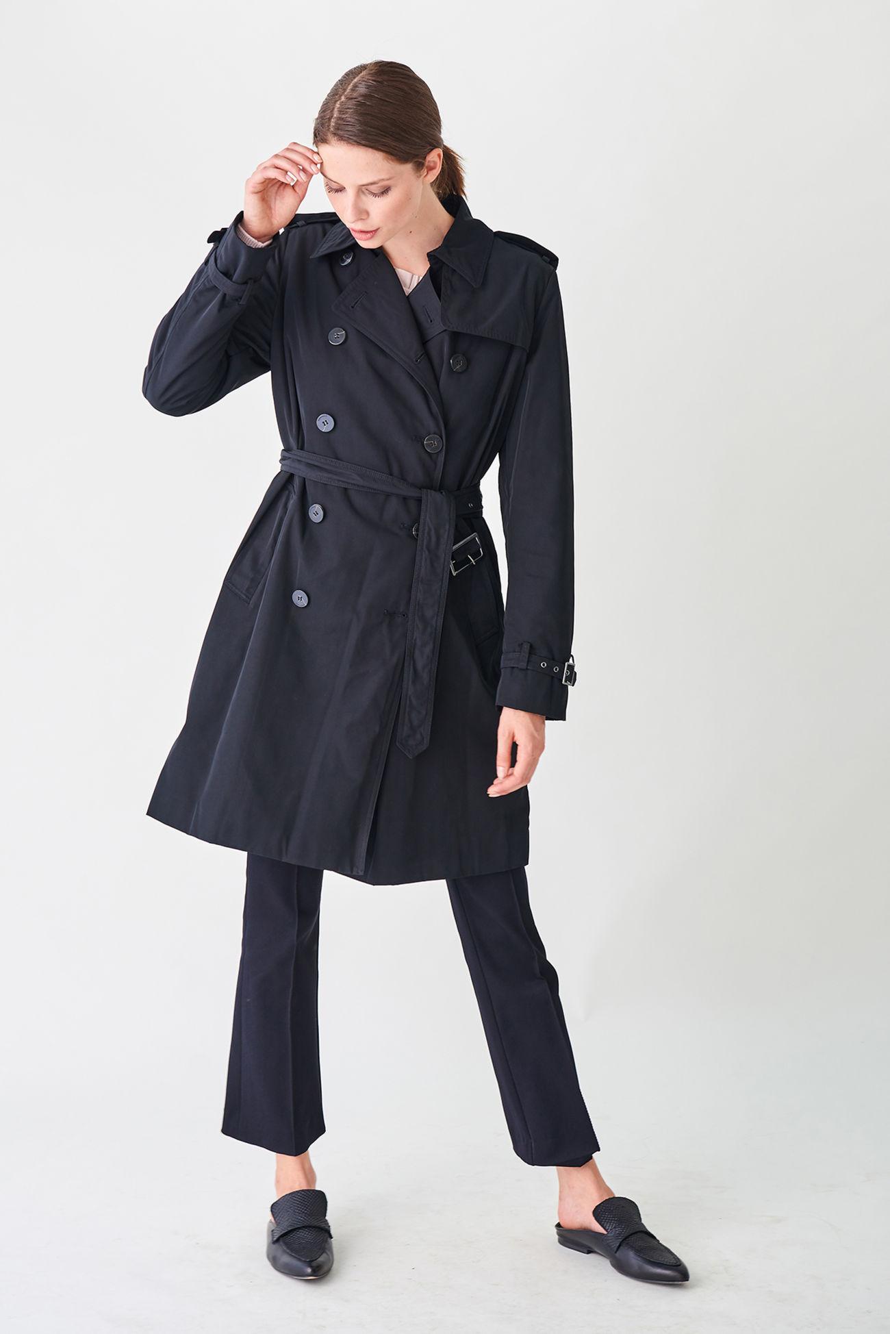 Raffinierter, eleganter Trenchcoat