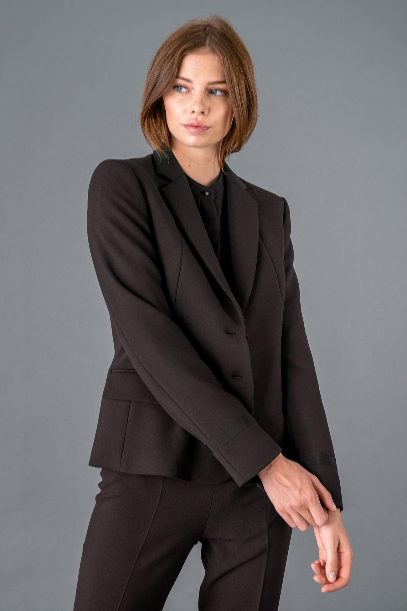 Modern two-button blazer