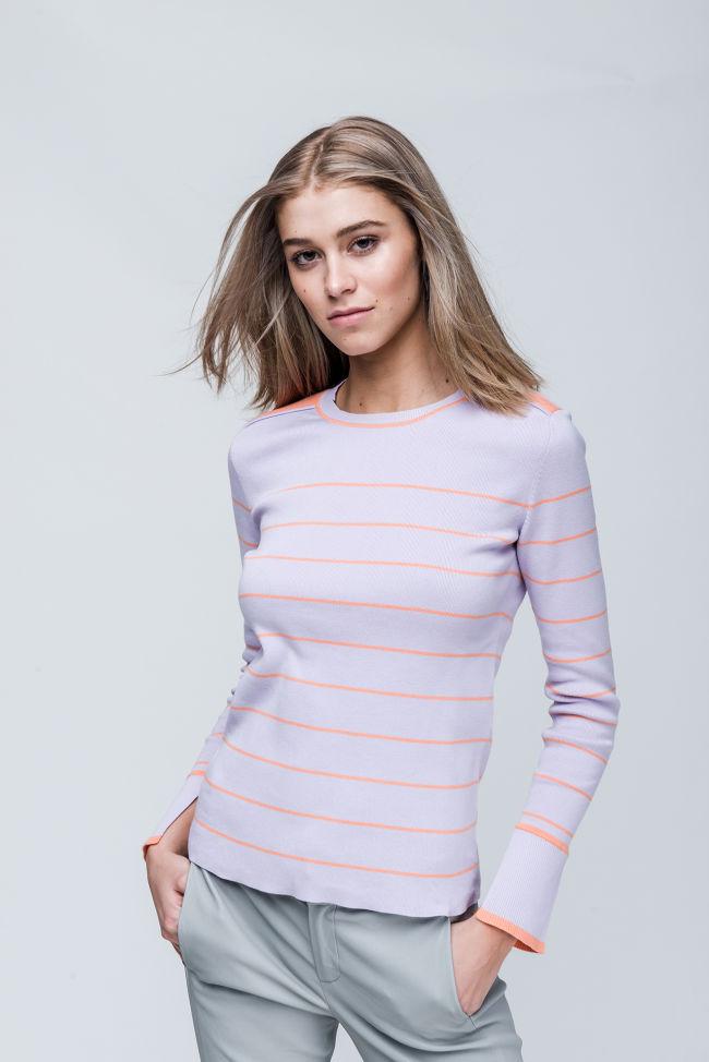 Baumwoll-Mix-Sweater