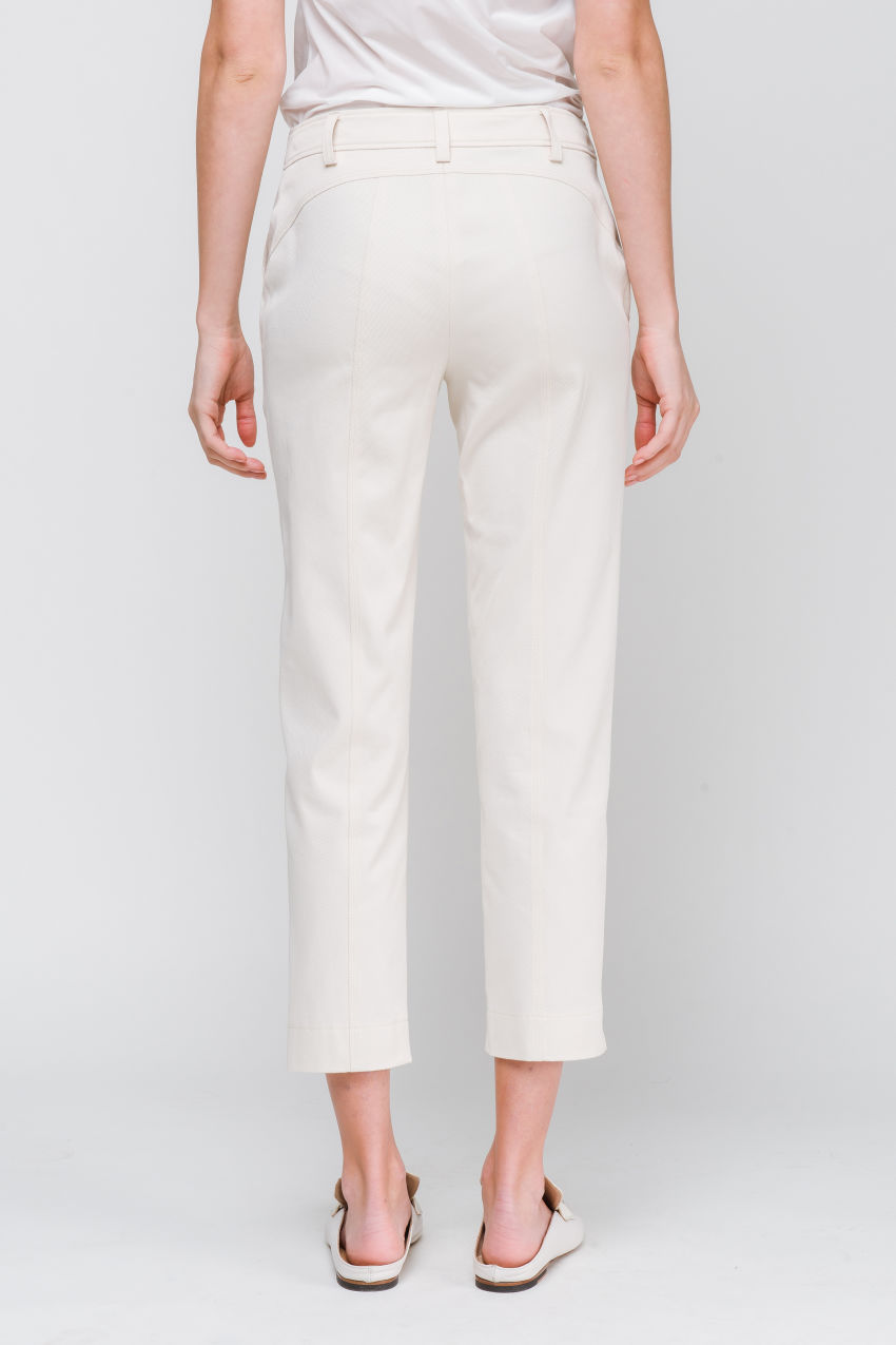 Sporty-classic trousers