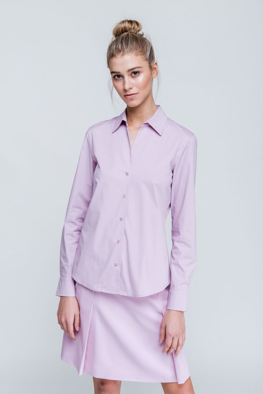 Uncomplicated blouse