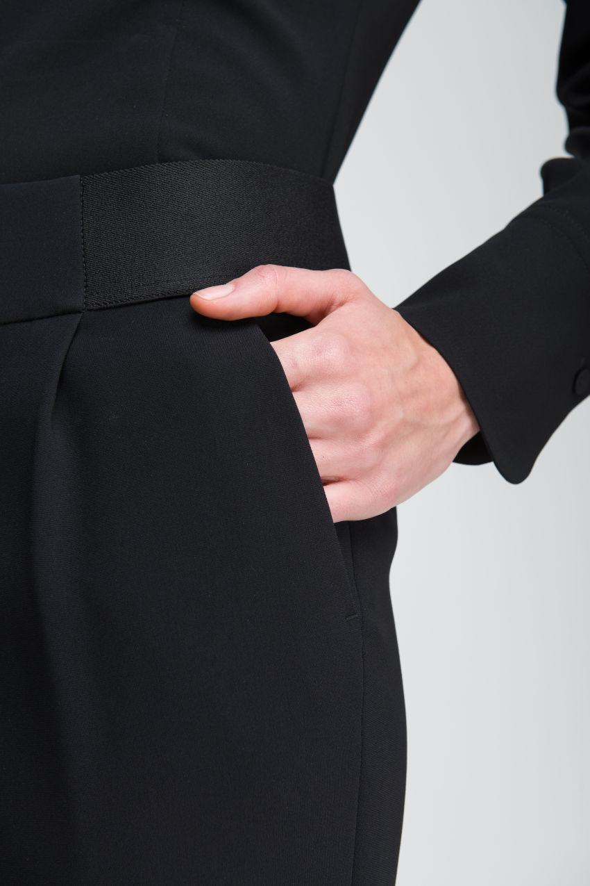 Hose mit elastischem Bund