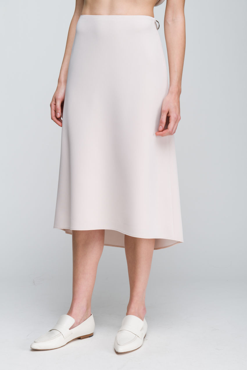 Swinging skirt