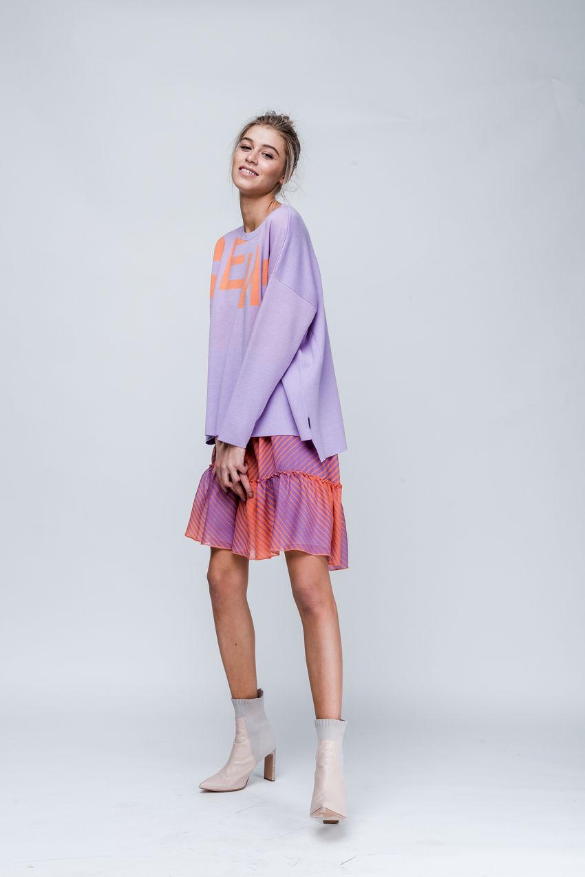 Sweater aus Punto Milano