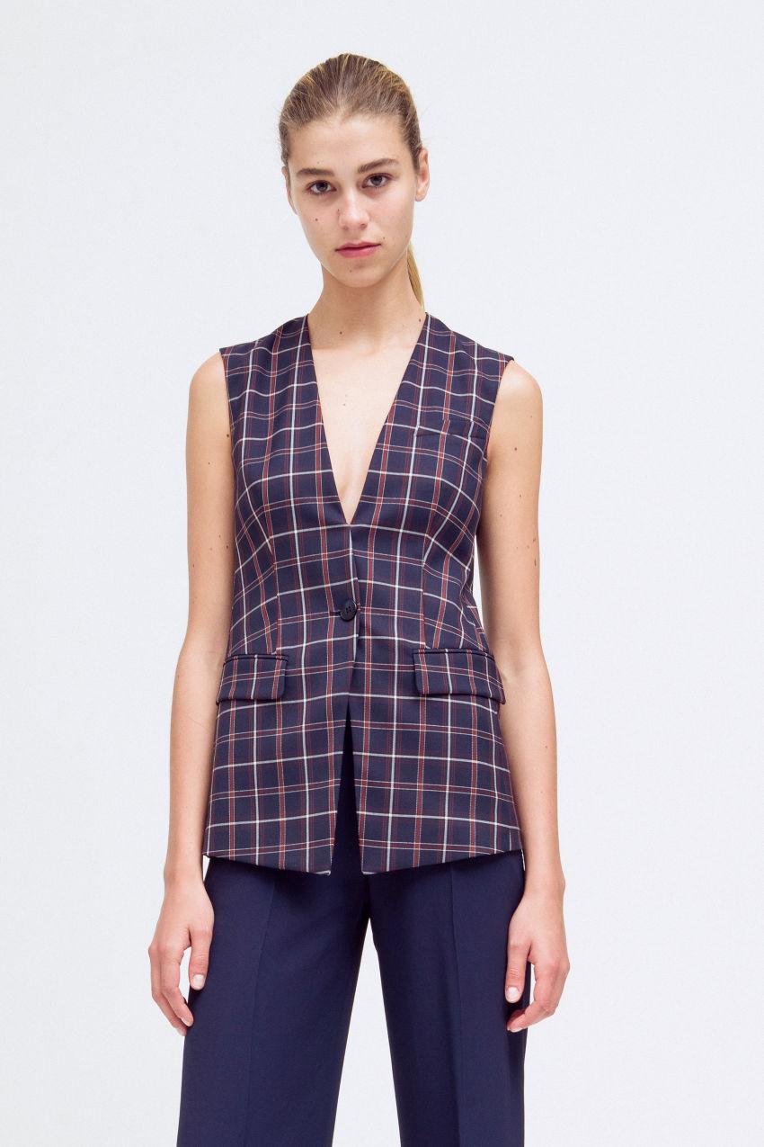 Anzugweste für Damen