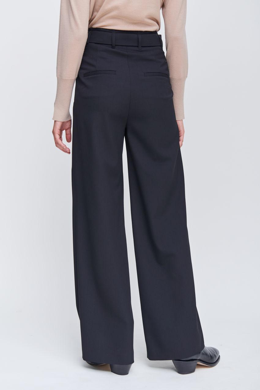 Hose aus Lammwolle