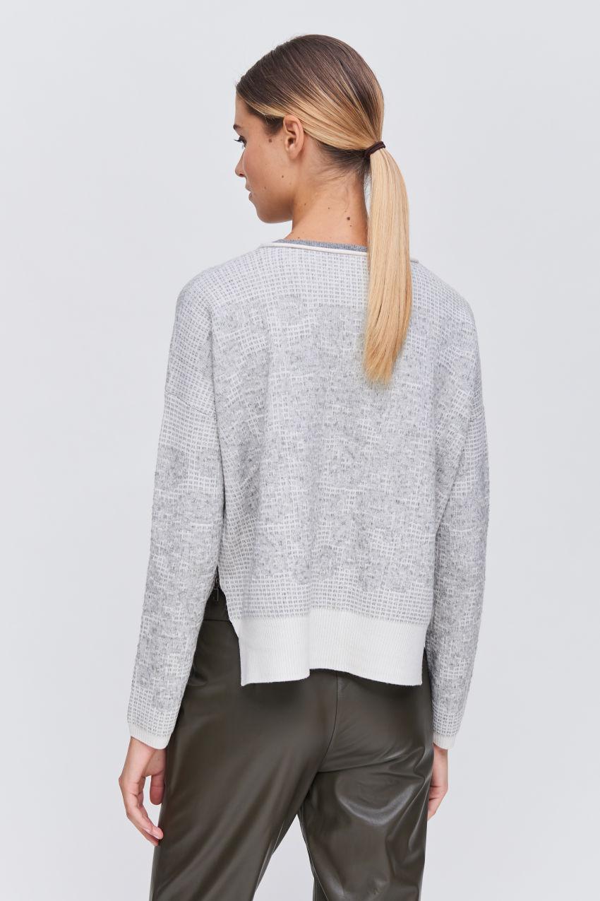 Kastiger Pullover