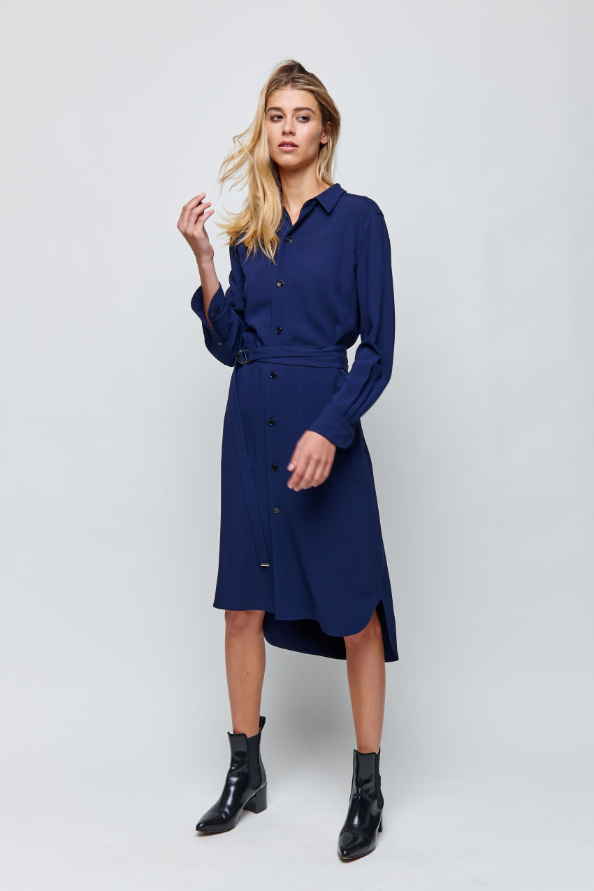 Stilsicheres Businesskleid