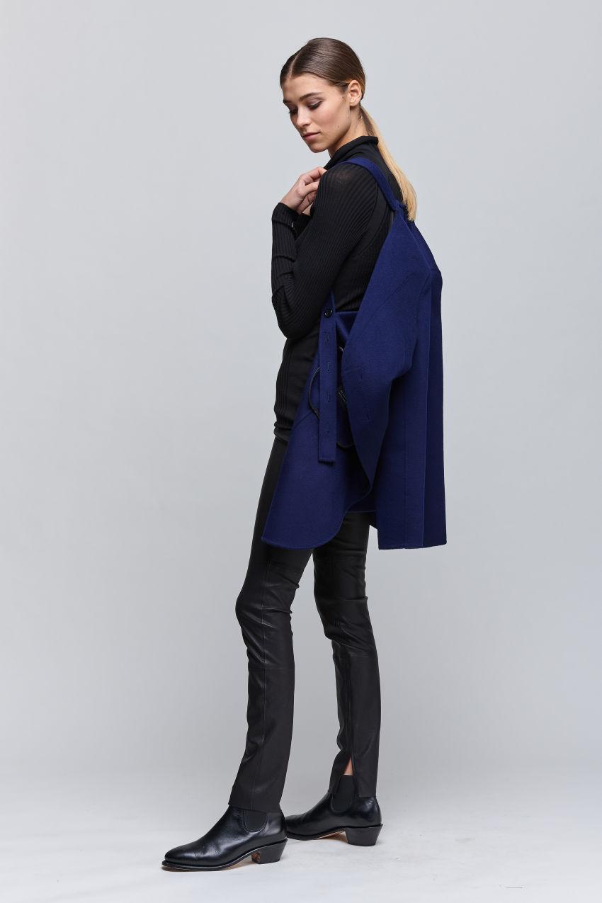 Luxuriöser Mantel