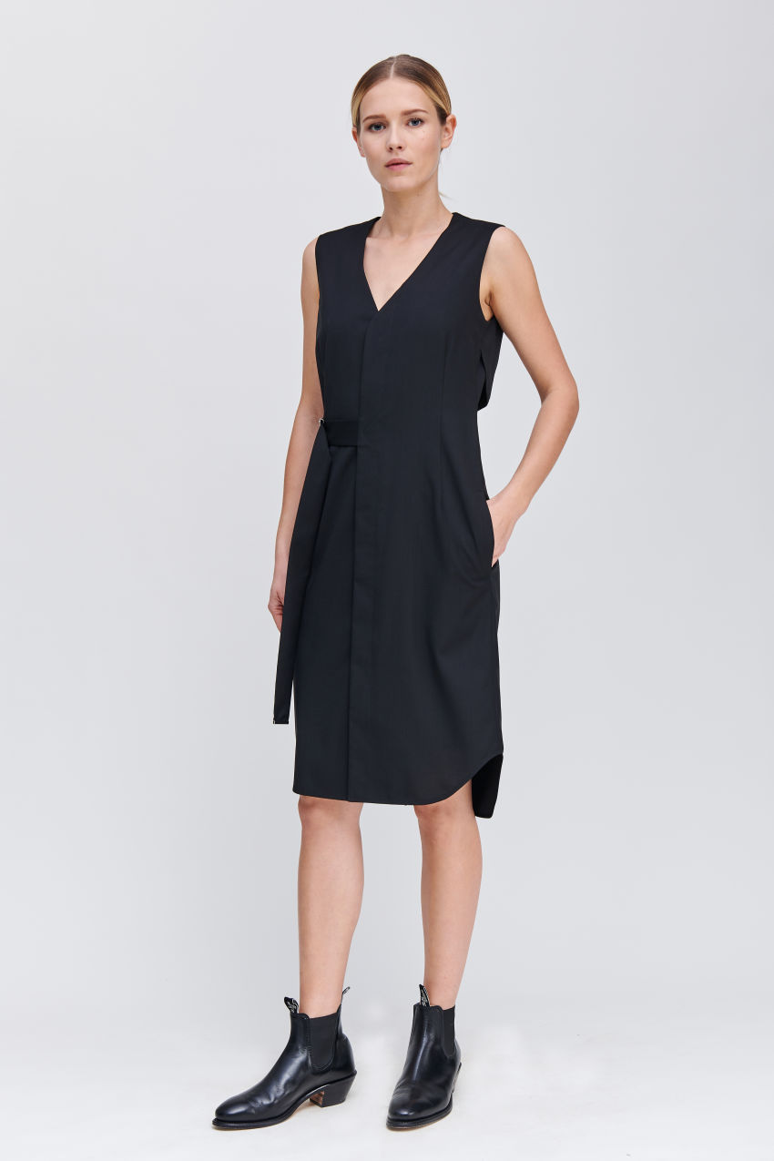 Midi Kleid