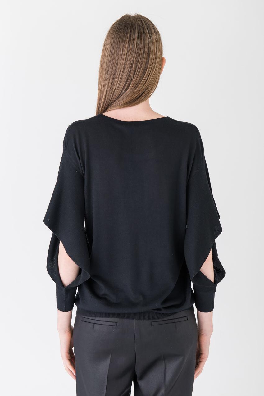 Pullover aus Schurwoll-Kaschmir-Gemisch