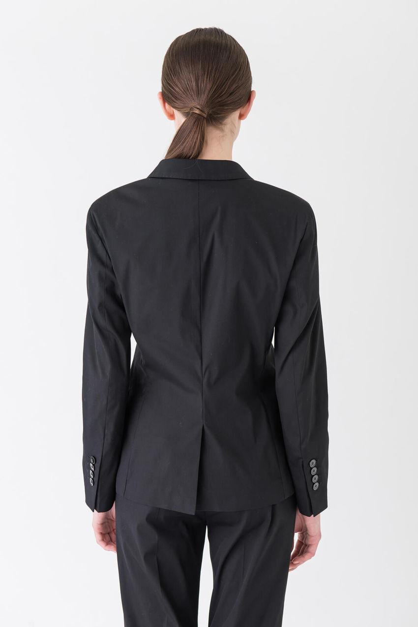 Tadelloser, moderner Blazer aus elastischem Baumwoll-Blend