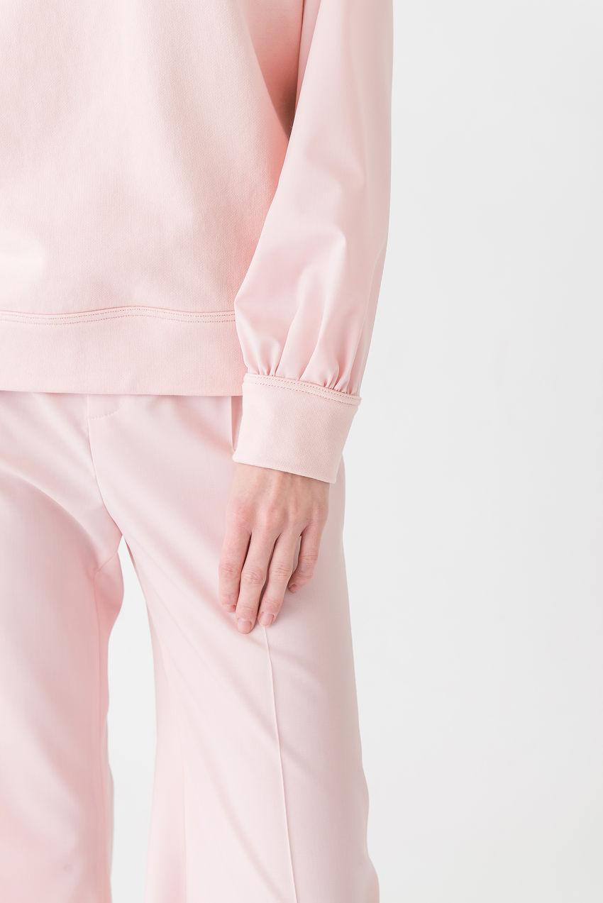 Hose aus super 130er Schurwolle