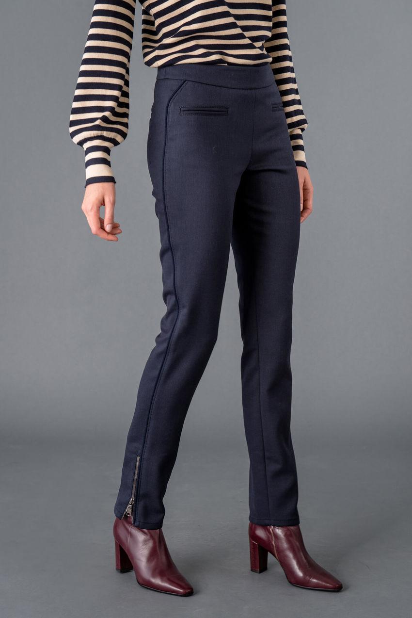 Hose aus Soft Cotton Twill